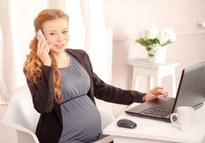 Les droits des femmes enceintes au travail.