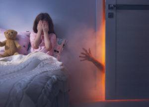 Le cauchemar des enfants