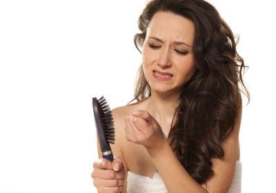 Causes de la chute de cheveux