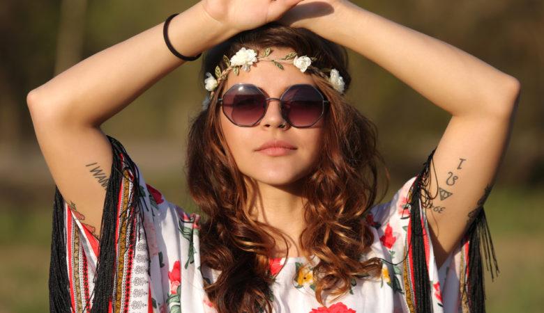 Le look hippie | PsychoNet