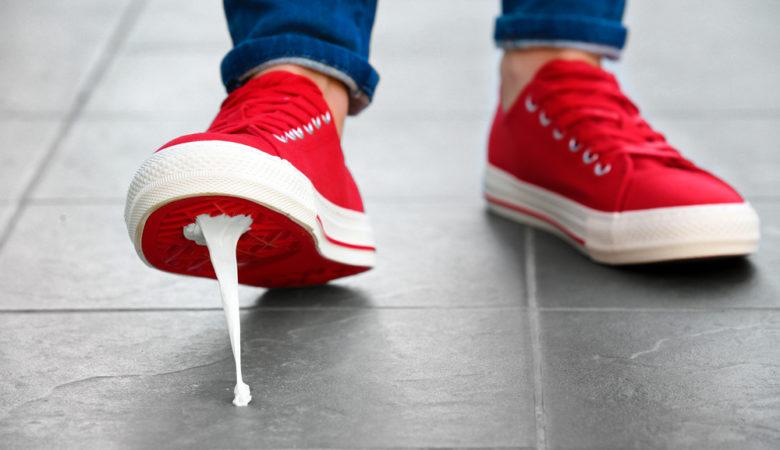 Les chewings-gums