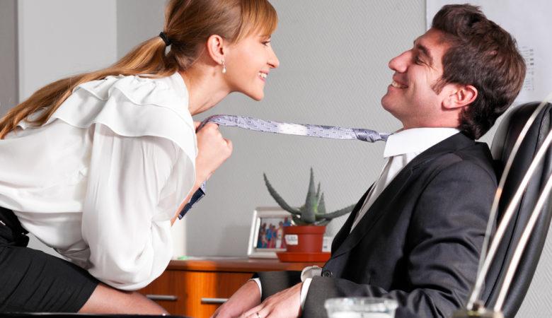 Relation amoureuse au travail