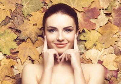 Soin de la peau pour l'automne