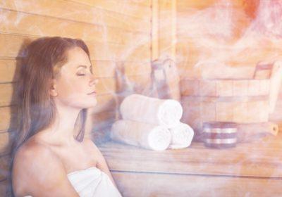 Vertu des bains de vapeur