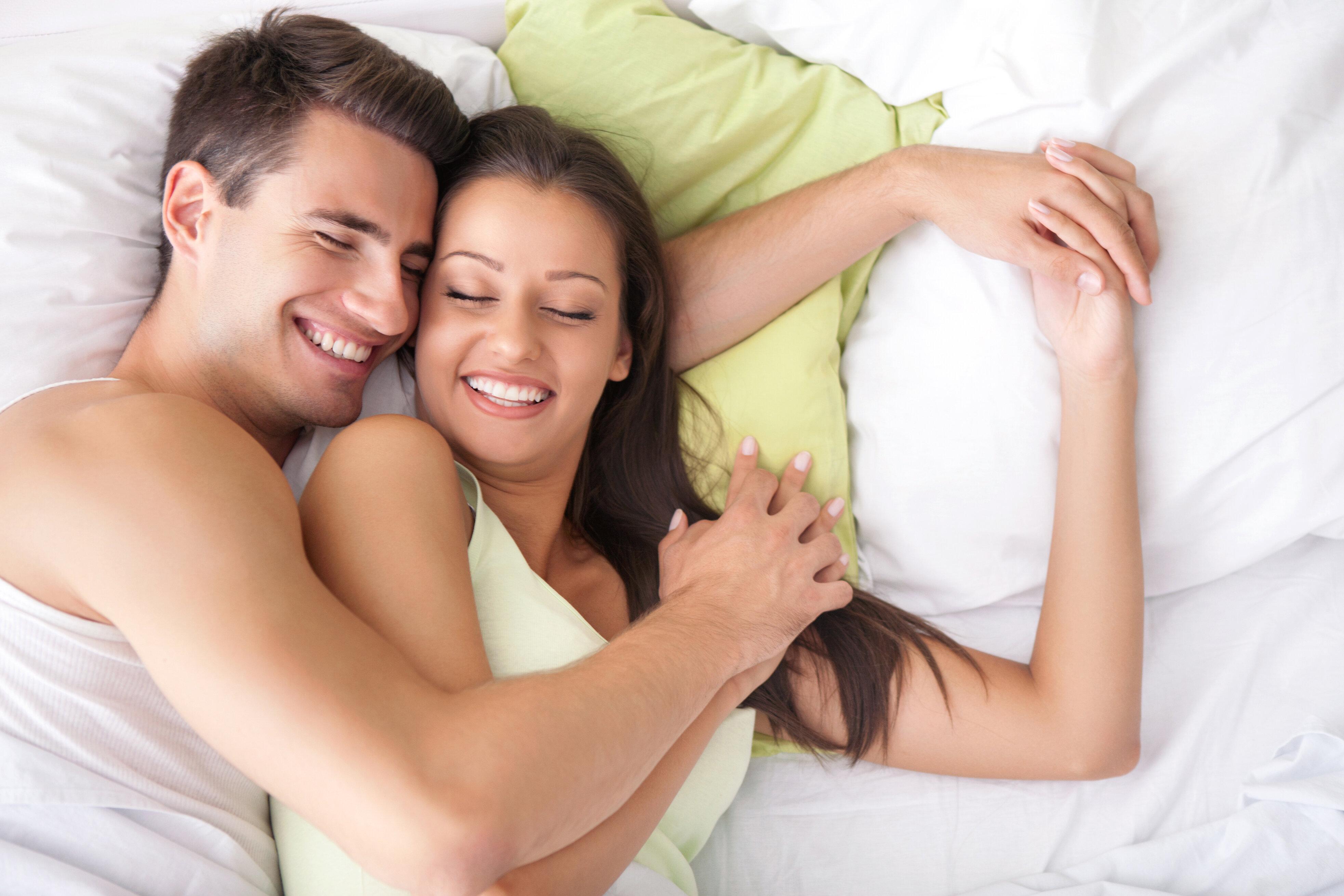 Le sexe aide à consolider le couple