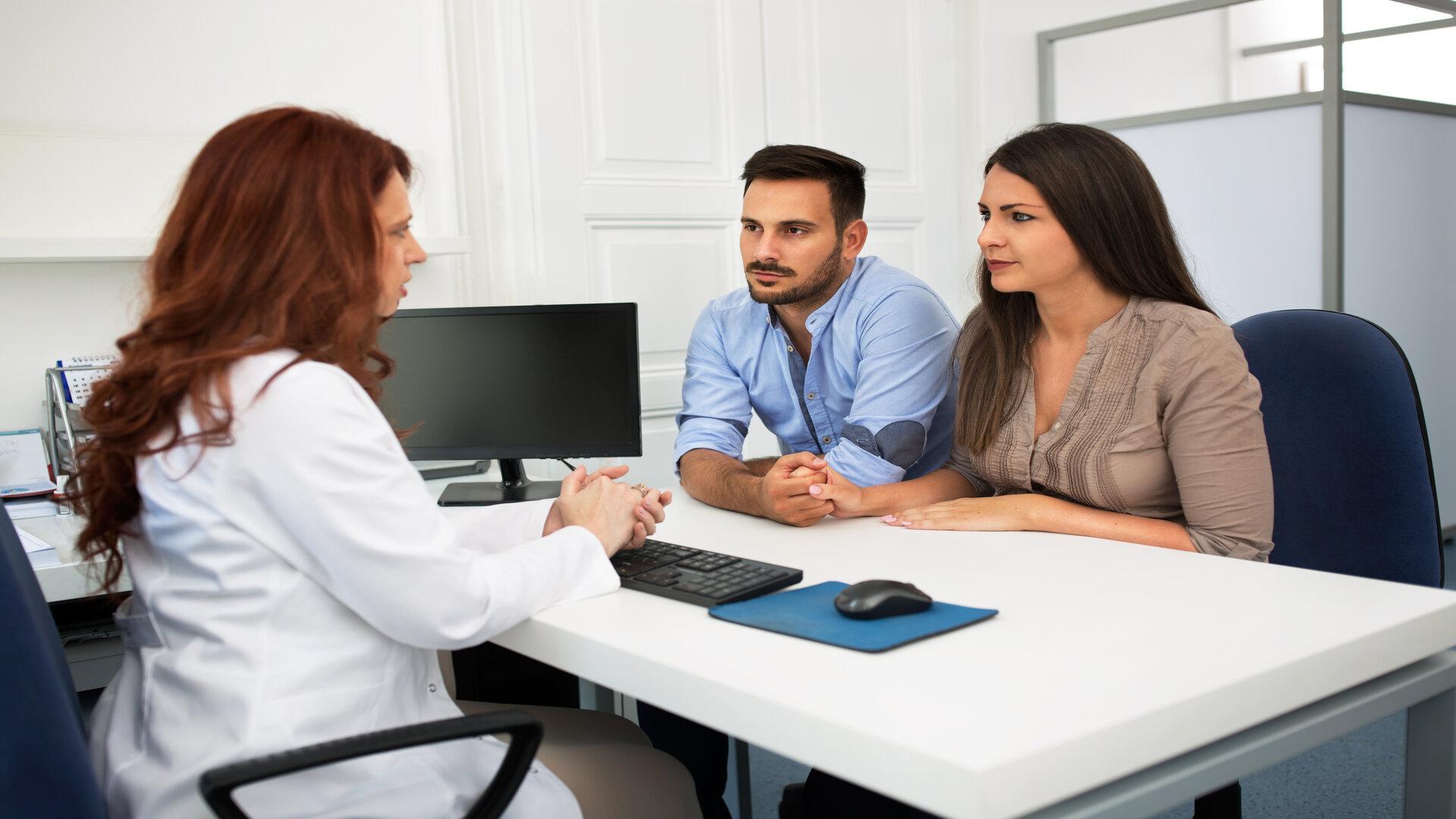 Demandez l'avis d'un médecin en cas de problème
