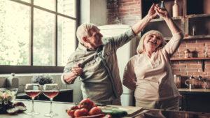 Les secrets de la longévité d'un couple
