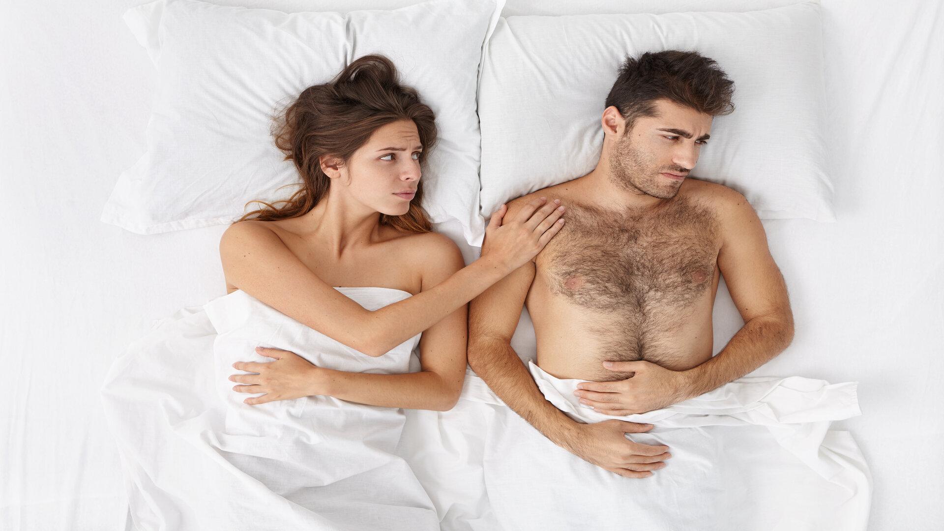 Qu'est-ce qui cause les rapports sexuels douloureux chez les femmes ?