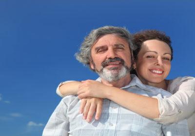 La sexualité dans un couple avec un grand écart d'âge