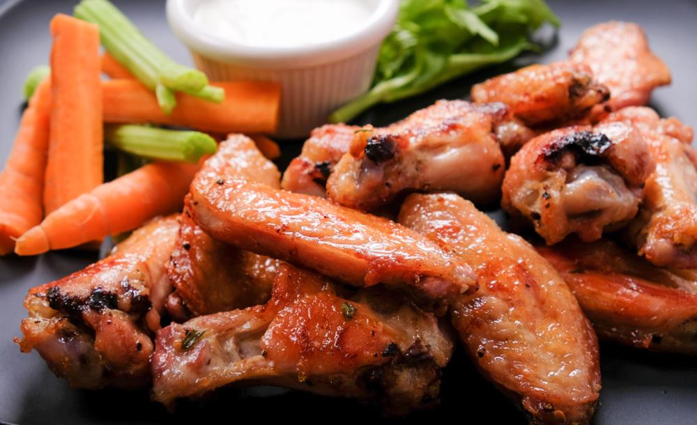 Mangez des graisses et des protéines