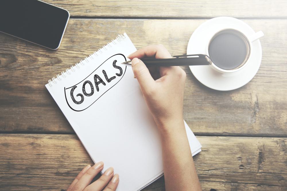 Fixer des objectifs à vie