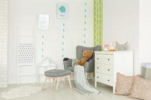 Choix du mobilier de la chambre de bébé