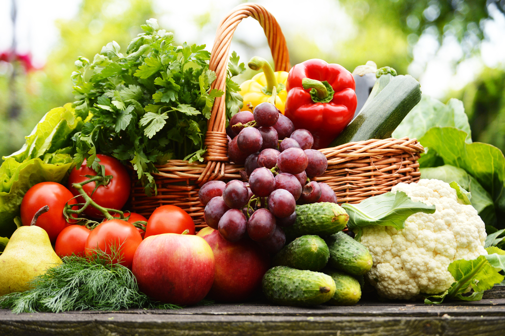Les aliments à faible densité calorique