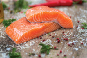 Le saumon sauvage