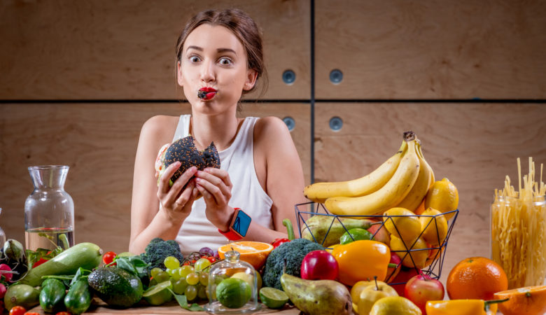 Perdre du poids en mangeant beaucoup
