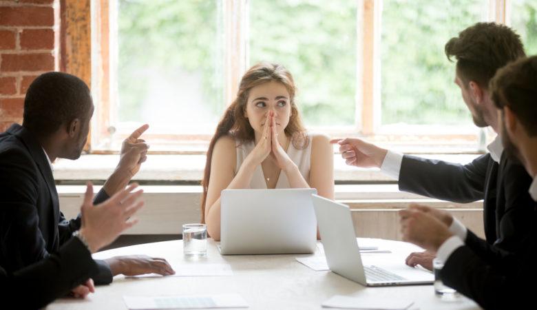 Discrimination sexiste : que faire ?