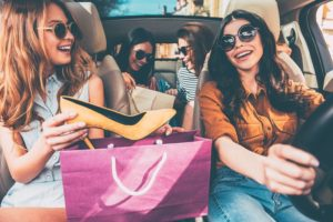 Comment faire du shopping quand on a un budget d'ado