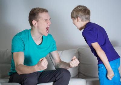 Pourquoi il ne faut jamais hurler sur un enfant