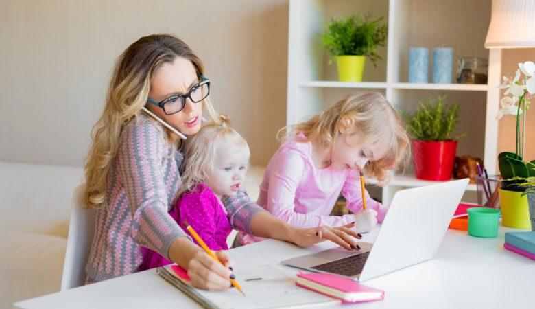 Boulot et enfants : comment allier les deux
