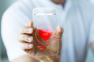 Rythme cardiaque qui s'accélère quand s'inquiéter