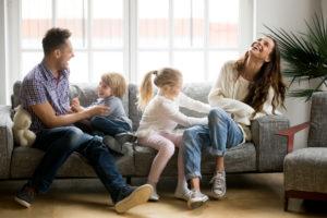 Maintenir les points de contact avec vos enfants