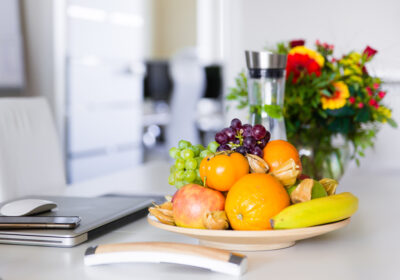 Pour le bien-être de vos collaborateurs, optez pour les paniers de fruits de saison